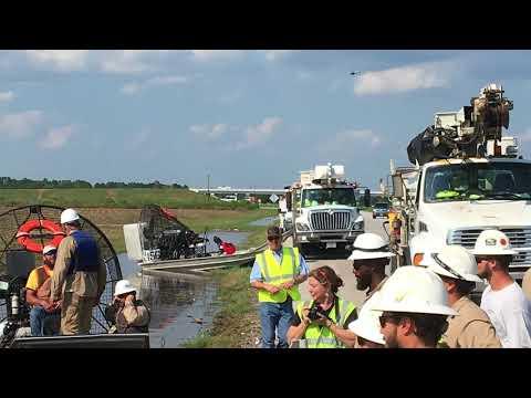 Hurricane Harvey 2017   East Bernard, TX