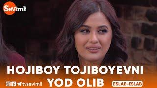 Eslab 29-son Hojiboy Tojiboyev | Эслаб 29-сон #Eslab