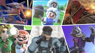 Everyone is Back (Feat. Ridley, Inklings, and Daisy) | Super Smash Bros. Ultimate [Reaction]