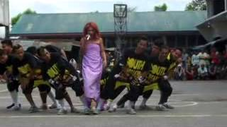 DANCING INMATES.SOUTH COTABATO PROVINCIAL JAIL HIP-HOP DANCERS.110812