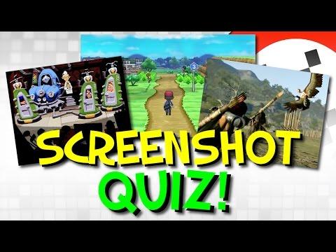 SCREENSHOT QUIZ: Kennst Du diese 10 Spiele? - 10 Fragen für Gamer