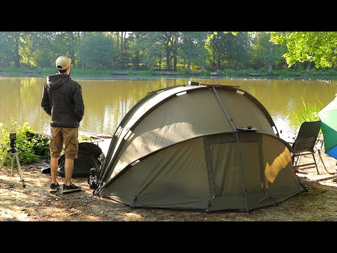 24 HOURS: Camping by a 200 Year Old Lake