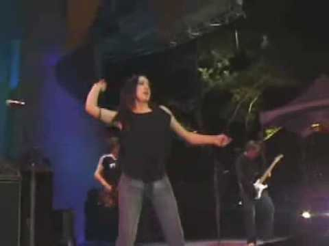 Michelle Branch - You Get What You Give (live)