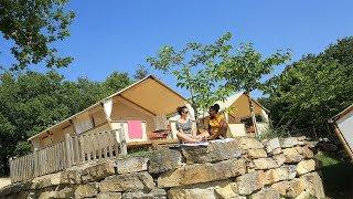 Camping Campéole Les Reflets du Quercy - Camping à Crayssac dans le Lot, en Occitanie