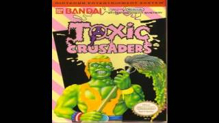 NES Toxic Crusaders OST- Stage 1 Tromaville