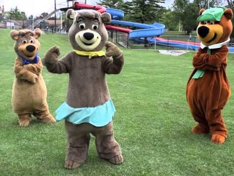 Yogi Bear-Watch Me (whip/nae nae)