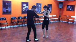 Sexy Bachata Dance - Island Touch Move 10