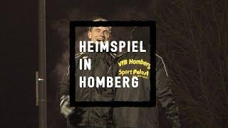 HEIMSPIEL IN HOMBERG   #9   2018/2019   EIN URGESTEIN IM TOR