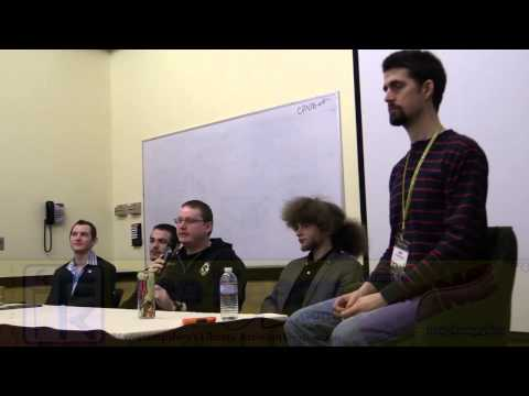 Robin Hood's Direct Action Panel @ Liberty Forum 2014
