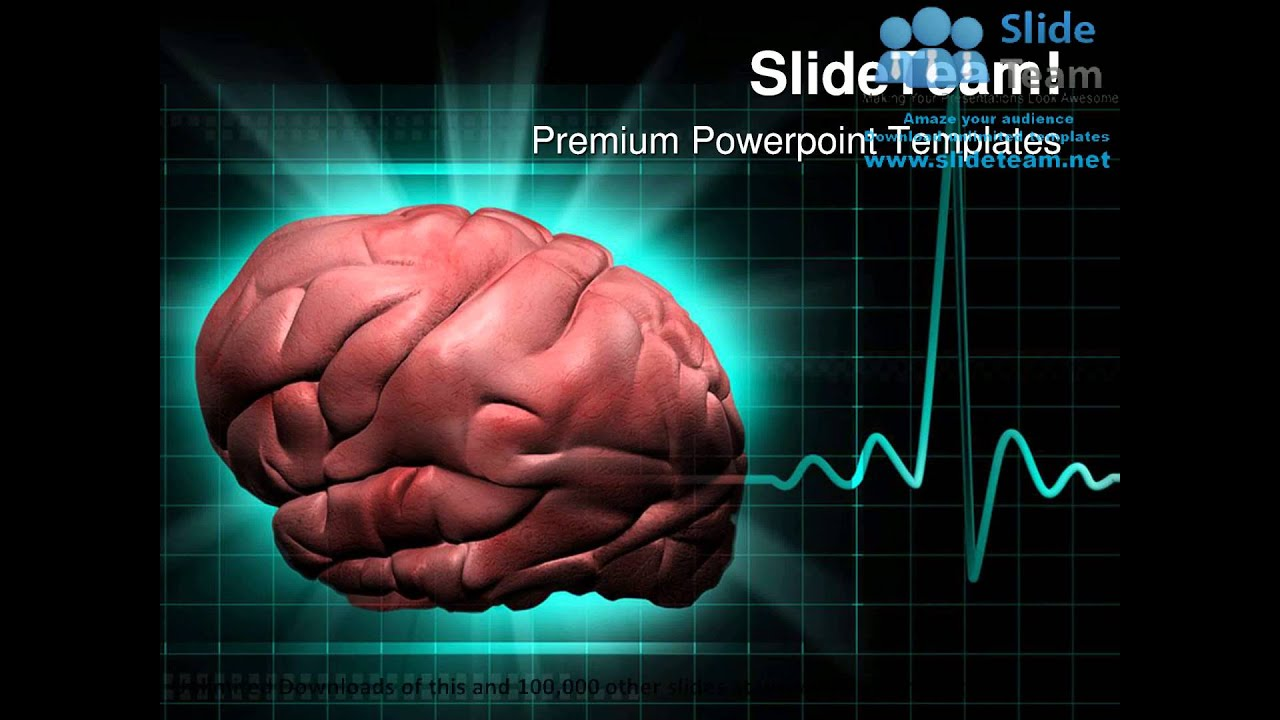 Human Brain Science Powerpoint Templates Themes And Backgrounds Ppt