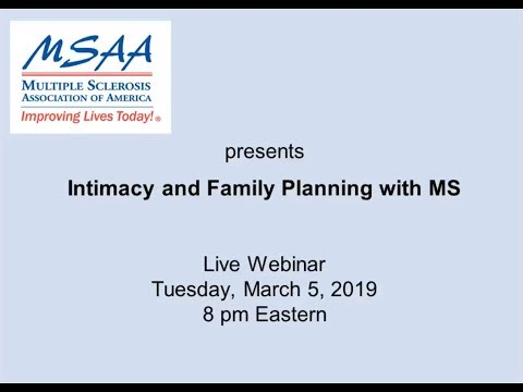 Brand New Talk on MS and Intimacy
