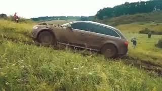 Audi Power - Audi A4 Allroad Quattro 😱💪