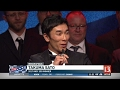Takuma Sato takes home over 2 million at Victory Banquet