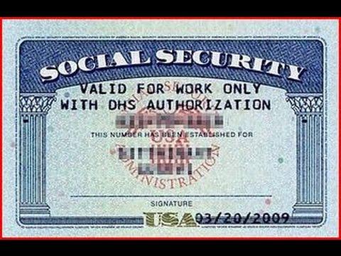 Visa Fiance Social Number K1 Security you