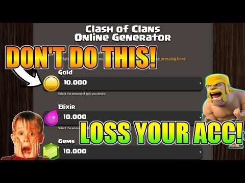 DON'T DO THIS YOU WILL LOST YOUR ACC | FAKE FREE GEMS WEBSITE