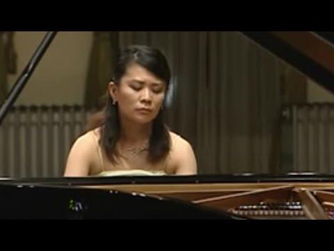 Eri Mantani - Liszt Funérailles (Excerpt) リスト 葬送 - 萬谷衣里