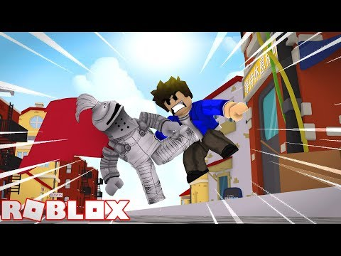 JOINING THE JUSTICE LEAGUE Roblox Injustice Online Adventure