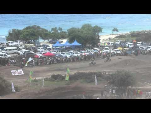 Mx Cristo Rei Dili, East Timor 2015 Part 1.