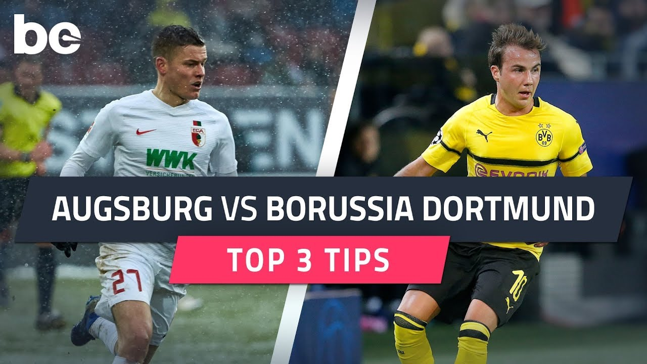 Augsburg vs dortmund betting tips how to bet a trifecta on the melbourne cup field