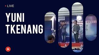 Tekenang Yuni Tajau Spesial perfom di Keling Kumang Idol