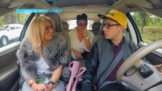 Kierowca z Ukrainy vs. rozwścieczona Dagmara i Edzia! [Królowe Życia]