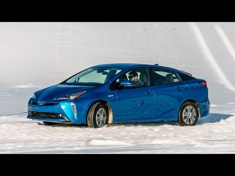 2019 Toyota Prius AWD First Drive Review: Snow Can't Stop 50 MPG