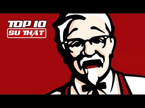 Top 10 Sự Thật - KFC