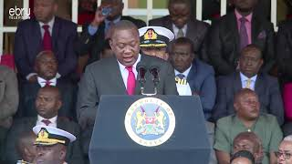 Kenyatta Speaks Of Predicament Faced By Cane Farmers