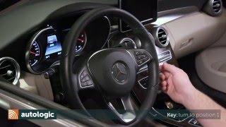 Mercedes W205 service dyno