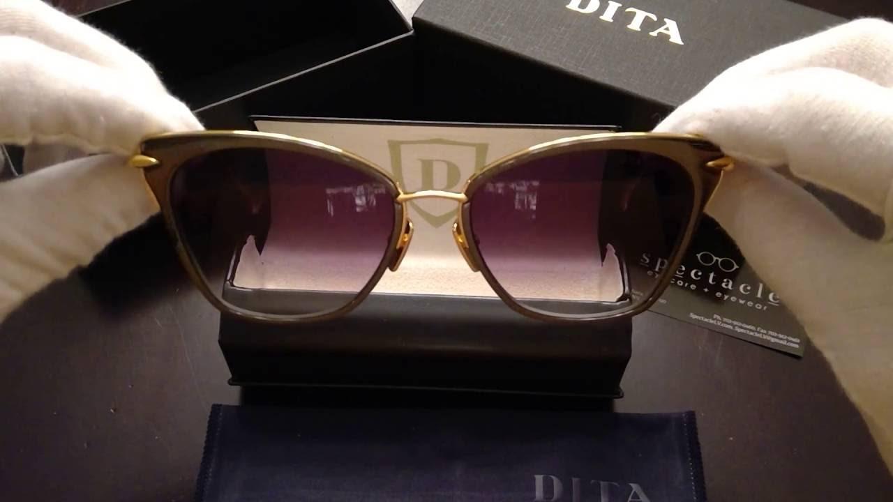 bdac39b398 Dita Arise Sunglasses unboxing  Spectacle Las Vegas Eyecare + Eyewear  Optometry