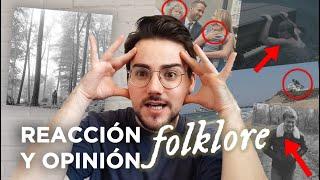 Baixar FOLKLORE de TAYLOR SWIFT | reacción y opinión
