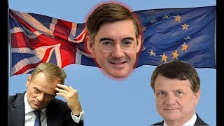 Brexit February 2019 - What the 'hell' is going on - Nigel Farage - Gerard Batten - Donald Tusk