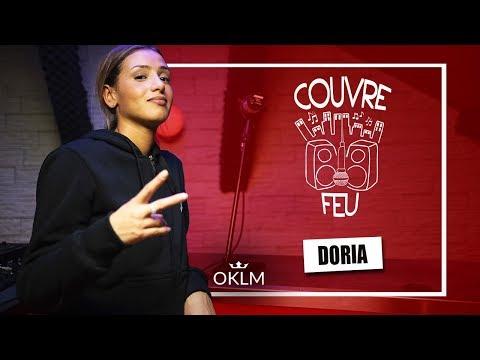 Youtube: DORIA – Freestyle COUVRE FEU sur OKLM Radio