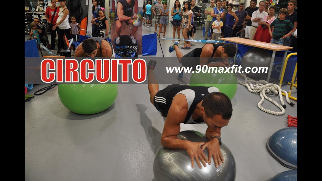 Circuito Funcional : Gym factory novedades sobre entrenamiento funcional rocfit