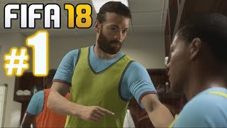 I'M BETTER THIS YEAR! | FIFA 18 | The Journey #1
