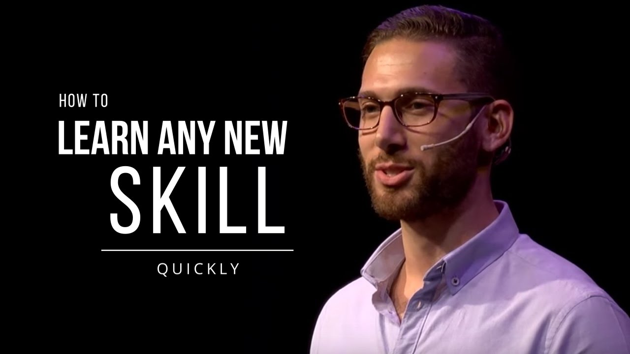 How To Learn A New Skill Quickly With Jonathan Levi