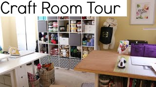 Informal Craft Room Tour