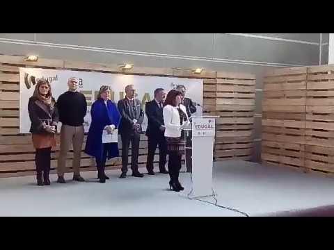 """Inauguración de Edugal: """"La formación continua es indispensable en el mundo"""""""