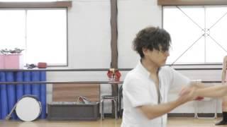 谷桃子バレエ団2013年7月公演のリハーサル取材です。 *取材動画は 「道...