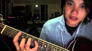 "How To Play ""Sa Aking Puso (KAYE CAL Acoustic Cover)"""