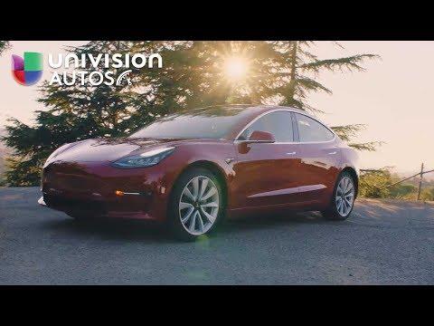 Tesla fabricó solo 260 unidades del Model 3 en su primer trimestre de producción