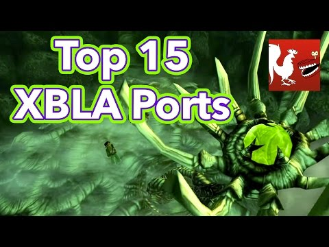 Countdown - Top 15 XBLA Ports | Rooster Teeth