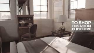 A Bill Peace Bedroom