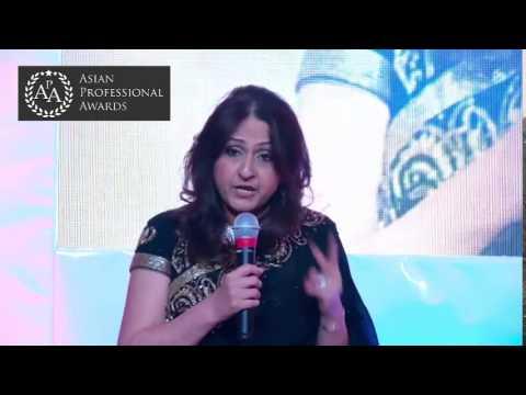 Finance Judge Nina Amin MBE Speech 2014