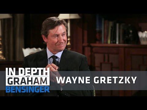 Wayne Gretzky's diet: 4 hot dogs, Diet Coke