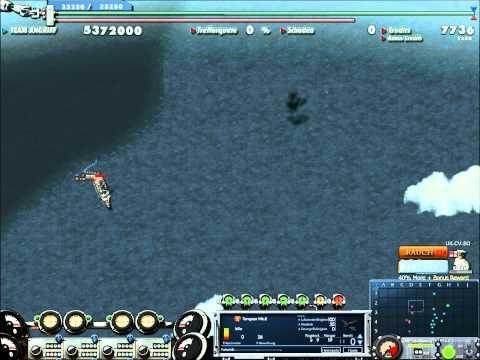 NavyfieldEU Liga: Deutsche Piraten vs. Deutscheflotte