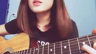 Cover guitar Chợt nhớ về anh
