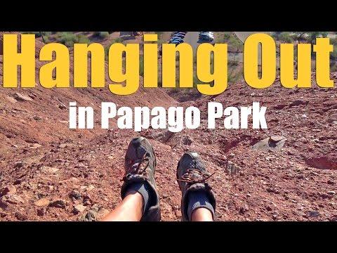Papago Park Hole in the Rock Arizona Travel