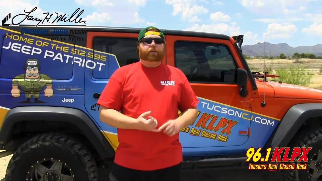 Hot Wheels Of Summer Contest | Larry H. Miller Chrysler Jeep Tucson