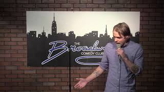 Broadway Comedy Club 4/6/19